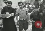 Image of Italian refugees Cassino Italy, 1944, second 55 stock footage video 65675061477