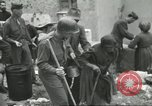 Image of Italian refugees Cassino Italy, 1944, second 59 stock footage video 65675061477