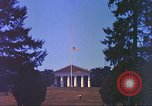 Image of casket of Richard Byrd Virginia United States USA, 1957, second 14 stock footage video 65675061480