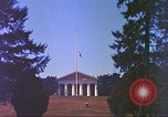 Image of casket of Richard Byrd Virginia United States USA, 1957, second 20 stock footage video 65675061480
