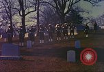Image of casket of Richard Byrd Virginia United States USA, 1957, second 34 stock footage video 65675061480