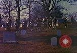 Image of casket of Richard Byrd Virginia United States USA, 1957, second 35 stock footage video 65675061480