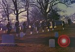 Image of casket of Richard Byrd Virginia United States USA, 1957, second 40 stock footage video 65675061480