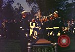 Image of casket of Richard Byrd Virginia United States USA, 1957, second 49 stock footage video 65675061480