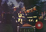 Image of casket of Richard Byrd Virginia United States USA, 1957, second 50 stock footage video 65675061480