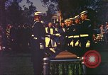 Image of casket of Richard Byrd Virginia United States USA, 1957, second 55 stock footage video 65675061480