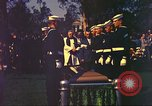 Image of casket of Richard Byrd Virginia United States USA, 1957, second 56 stock footage video 65675061480