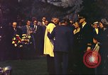 Image of casket of Richard Byrd Virginia United States USA, 1957, second 59 stock footage video 65675061480