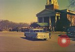 Image of casket of Richard Byrd Virginia United States USA, 1957, second 61 stock footage video 65675061481