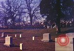 Image of casket of Richard Byrd Virginia United States USA, 1957, second 7 stock footage video 65675061482