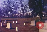 Image of casket of Richard Byrd Virginia United States USA, 1957, second 8 stock footage video 65675061482