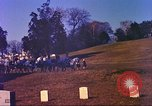 Image of casket of Richard Byrd Virginia United States USA, 1957, second 21 stock footage video 65675061482