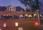 Image of casket of Richard Byrd Virginia United States USA, 1957, second 29 stock footage video 65675061482
