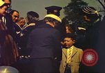 Image of casket of Richard Byrd Virginia United States USA, 1957, second 45 stock footage video 65675061482