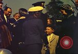 Image of casket of Richard Byrd Virginia United States USA, 1957, second 46 stock footage video 65675061482