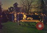 Image of casket of Richard Byrd Virginia United States USA, 1957, second 52 stock footage video 65675061482
