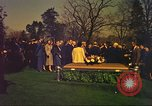 Image of casket of Richard Byrd Virginia United States USA, 1957, second 53 stock footage video 65675061482