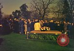 Image of casket of Richard Byrd Virginia United States USA, 1957, second 57 stock footage video 65675061482