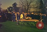 Image of casket of Richard Byrd Virginia United States USA, 1957, second 59 stock footage video 65675061482