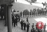 Image of funeral procession of John Mitchel New York City USA, 1918, second 14 stock footage video 65675061484
