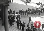 Image of funeral procession of John Mitchel New York City USA, 1918, second 17 stock footage video 65675061484