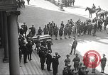 Image of funeral procession of John Mitchel New York City USA, 1918, second 18 stock footage video 65675061484