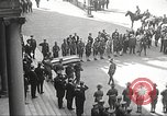 Image of funeral procession of John Mitchel New York City USA, 1918, second 19 stock footage video 65675061484