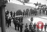 Image of funeral procession of John Mitchel New York City USA, 1918, second 20 stock footage video 65675061484
