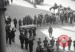 Image of funeral procession of John Mitchel New York City USA, 1918, second 21 stock footage video 65675061484