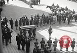 Image of funeral procession of John Mitchel New York City USA, 1918, second 22 stock footage video 65675061484