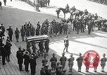Image of funeral procession of John Mitchel New York City USA, 1918, second 23 stock footage video 65675061484