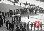Image of funeral procession of John Mitchel New York City USA, 1918, second 24 stock footage video 65675061484
