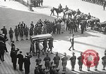 Image of funeral procession of John Mitchel New York City USA, 1918, second 25 stock footage video 65675061484