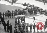 Image of funeral procession of John Mitchel New York City USA, 1918, second 26 stock footage video 65675061484