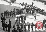 Image of funeral procession of John Mitchel New York City USA, 1918, second 27 stock footage video 65675061484
