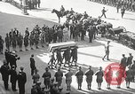 Image of funeral procession of John Mitchel New York City USA, 1918, second 28 stock footage video 65675061484