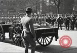 Image of funeral procession of John Mitchel New York City USA, 1918, second 31 stock footage video 65675061484