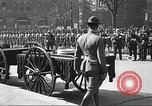Image of funeral procession of John Mitchel New York City USA, 1918, second 32 stock footage video 65675061484