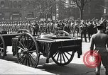 Image of funeral procession of John Mitchel New York City USA, 1918, second 34 stock footage video 65675061484