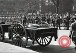 Image of funeral procession of John Mitchel New York City USA, 1918, second 35 stock footage video 65675061484