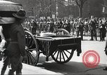Image of funeral procession of John Mitchel New York City USA, 1918, second 36 stock footage video 65675061484