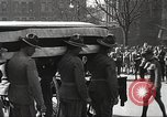 Image of funeral procession of John Mitchel New York City USA, 1918, second 38 stock footage video 65675061484