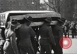 Image of funeral procession of John Mitchel New York City USA, 1918, second 39 stock footage video 65675061484