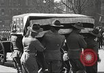 Image of funeral procession of John Mitchel New York City USA, 1918, second 40 stock footage video 65675061484