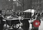Image of funeral procession of John Mitchel New York City USA, 1918, second 44 stock footage video 65675061484