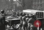 Image of funeral procession of John Mitchel New York City USA, 1918, second 45 stock footage video 65675061484