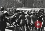Image of funeral procession of John Mitchel New York City USA, 1918, second 47 stock footage video 65675061484