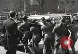 Image of funeral procession of John Mitchel New York City USA, 1918, second 48 stock footage video 65675061484