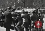 Image of funeral procession of John Mitchel New York City USA, 1918, second 49 stock footage video 65675061484