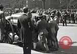 Image of funeral procession of John Mitchel New York City USA, 1918, second 53 stock footage video 65675061484